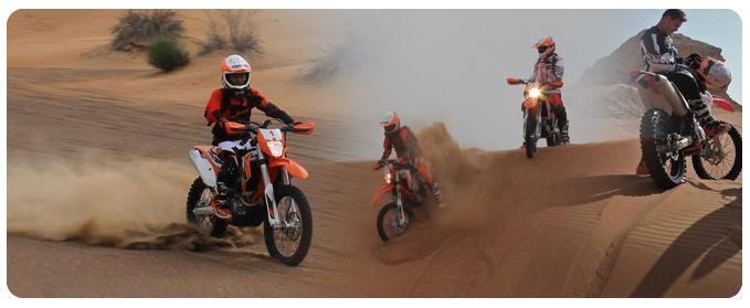 Custom Motorbike Tour dubai, KTM Desert Motorbike Tour Dubai, Motorbike hire in dubai