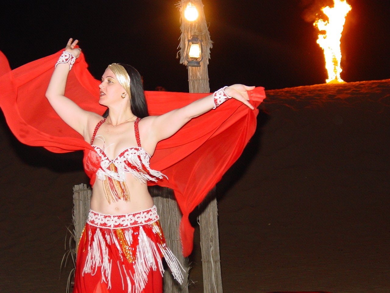 Arabic Belly dance Show Dubai