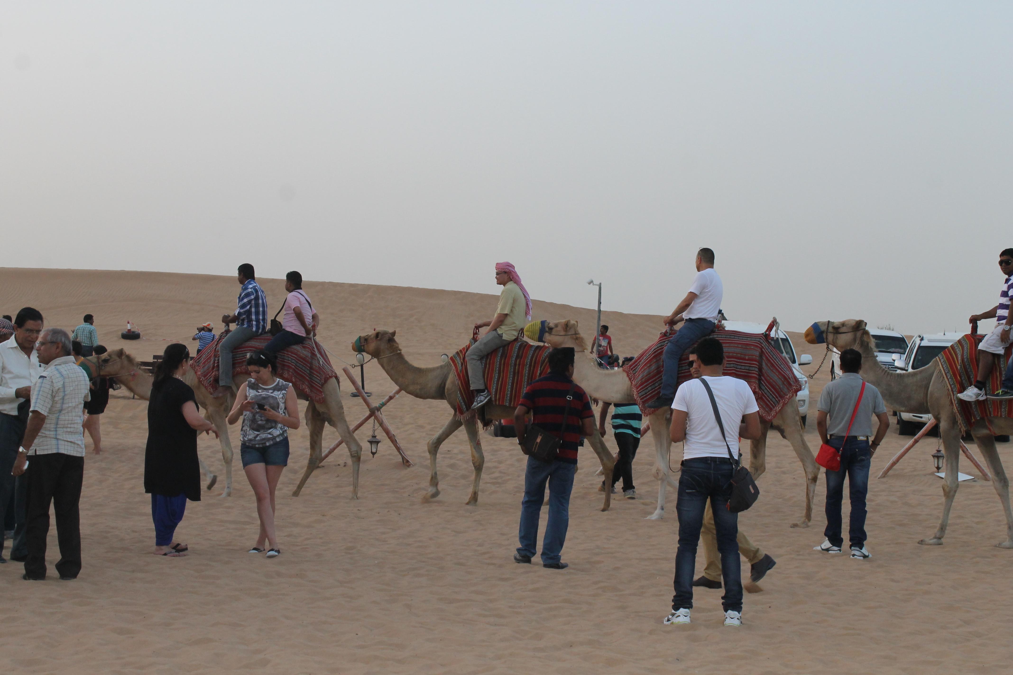 Corporate Events Dubai Desert Safari Dubai