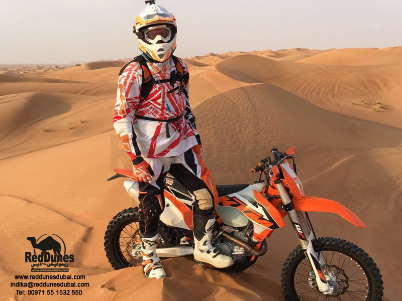 ktm bike ride dubai ktm bike tour desert safari dubai. Black Bedroom Furniture Sets. Home Design Ideas