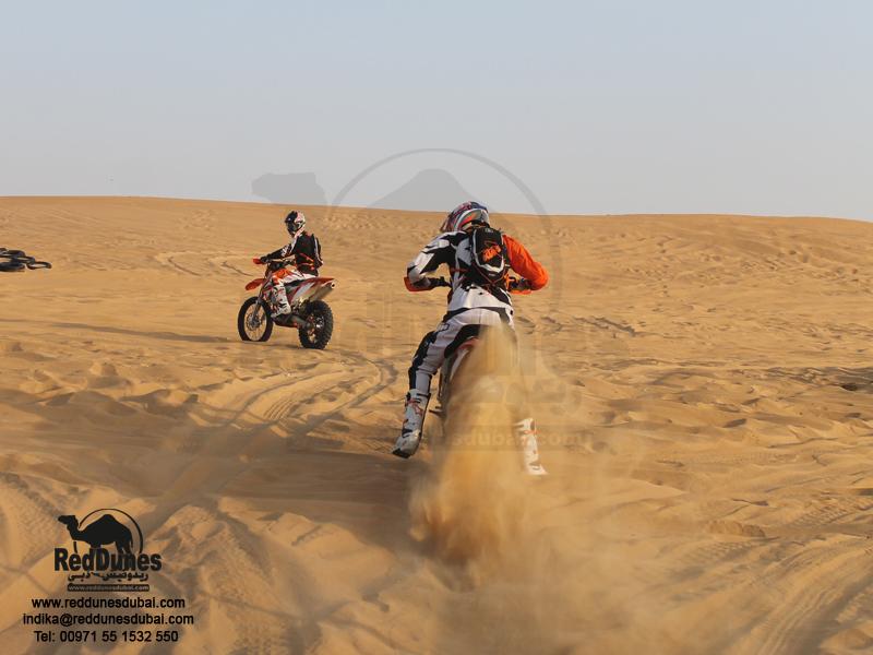Desert Dirt Bike Tours